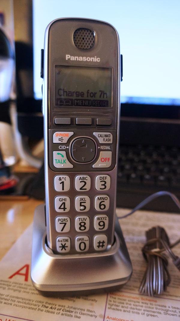 Link2Cell handset