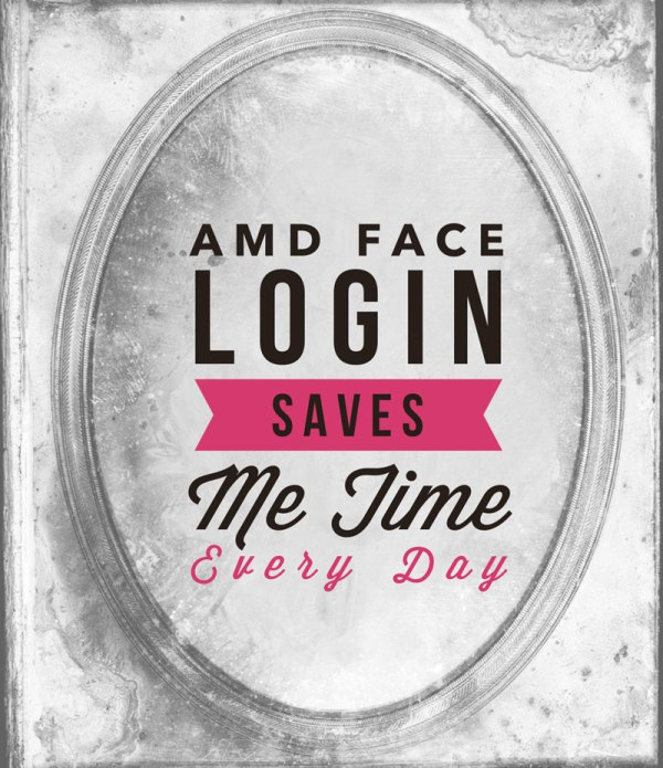 AMD Face Login