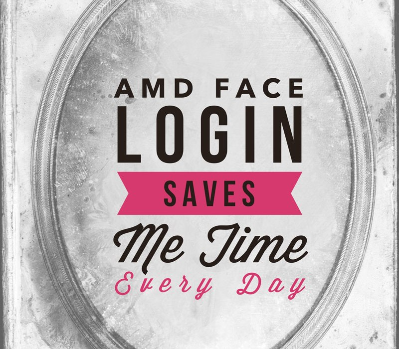 AMD Face Login
