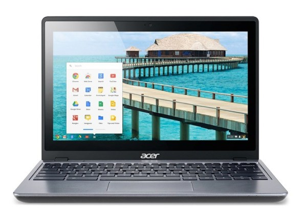 Acer Chromebook with Intel