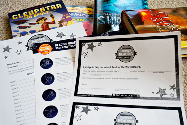 Summer Reading Challenge by Scholastic