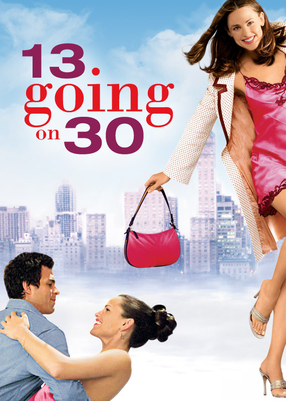 13 Going on 30 movie on Netflix