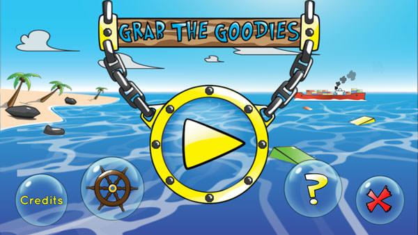 Grab the Goodies Game