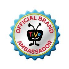 TiVo Brand Ambassador Badge