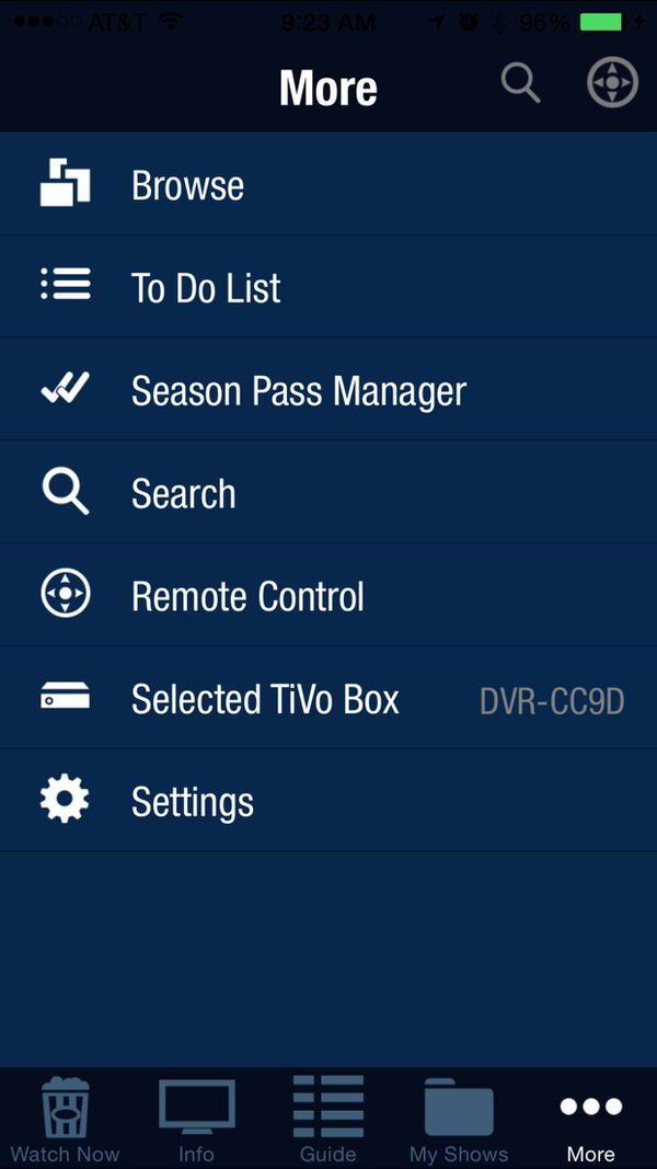 How to program your TiVo using Your iPhone #TiVoMom