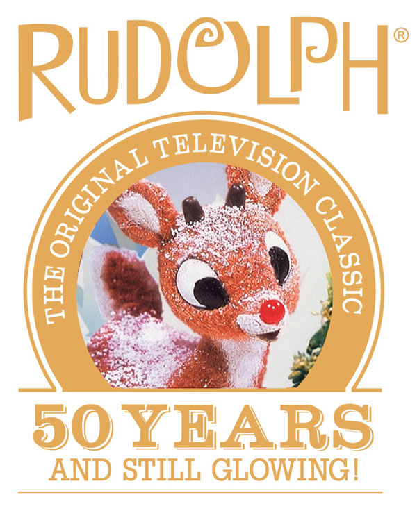 50 Years of Rudolph the Red Nosed Reindeer; #giveaway #Rudolph50