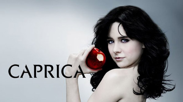 Stream TV Show on Netflix when you are sick Caprica
