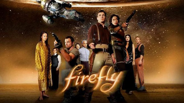 Stream TV Show on Netflix when you are sick Firefly