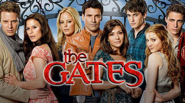 Stream TV Show on Netflix when you are sick The Gates