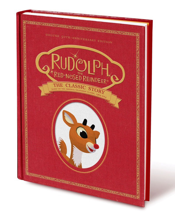 Rudolph Class Storybook #Rudolph50