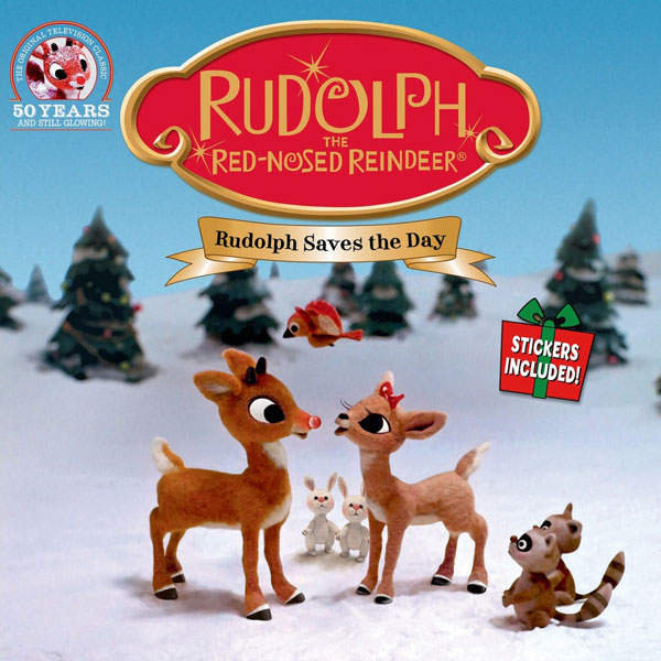 Rudolph Picture Book #Rudolph50