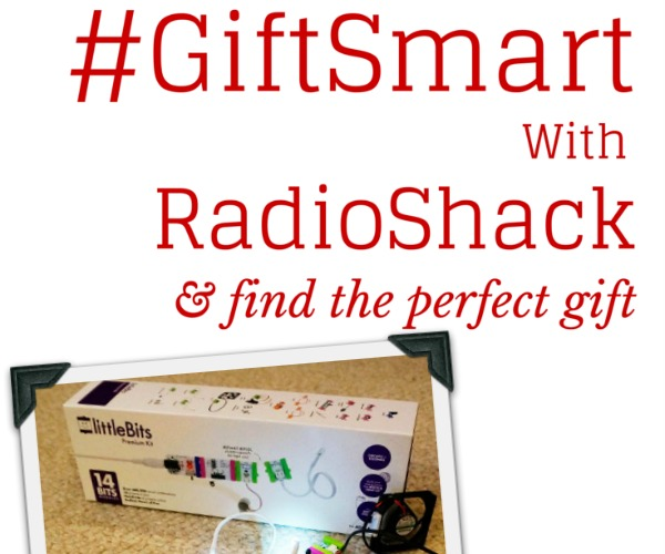 #GiftSmart with RadioShack and find the perfect gift