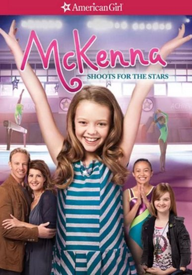 The American Girl story of McKenna who wants to be a gymnast. Goal setting by visualizing what you want to be. #StreamTeam #VisionBoard