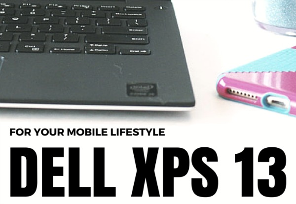 The Dell XPS 13 Ultrabook fits your mobile lifestyle. It is the smallest 13-inch on the planet. Fits the size of an 11-inch laptop. Weighing 2.6 lbs, it is light enough to carry around. With up to 11 hours of battery-life, the XPS 13 will last all day too. #XPS @Dell @Intel