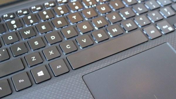 Dell XPS 13 back-lit keyboard #XPS