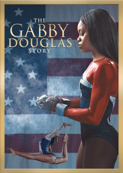 The Gabby Douglas Story shows how hard you have to work to become a gymnast. #StreamTeam #VisionBoard