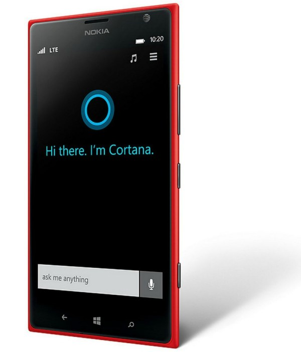 Lumia 1520 for Valentine's Day