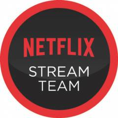 Netflix Stream Team #streamteam #spon