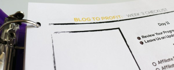 ByRegina.com Blog to Profit class #50WorkDays