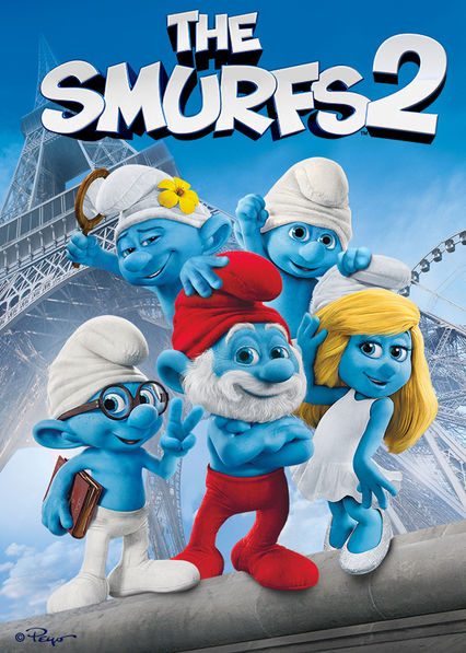 The Smurfs 2 on Netflix #streamteam