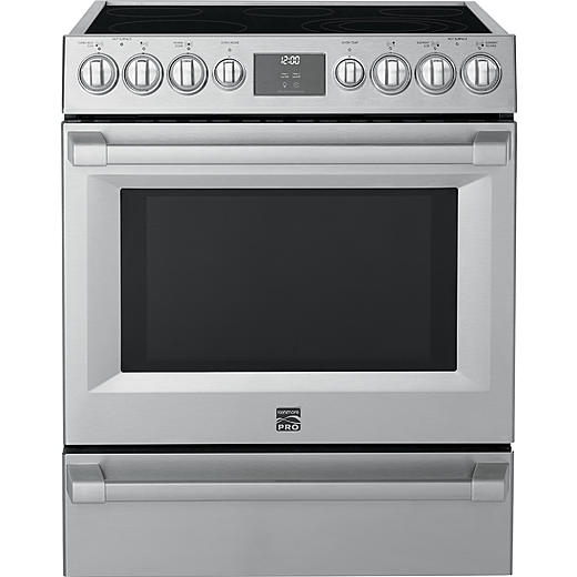 Kenmore Pro 5.1 cu. ft Convection Range Electric
