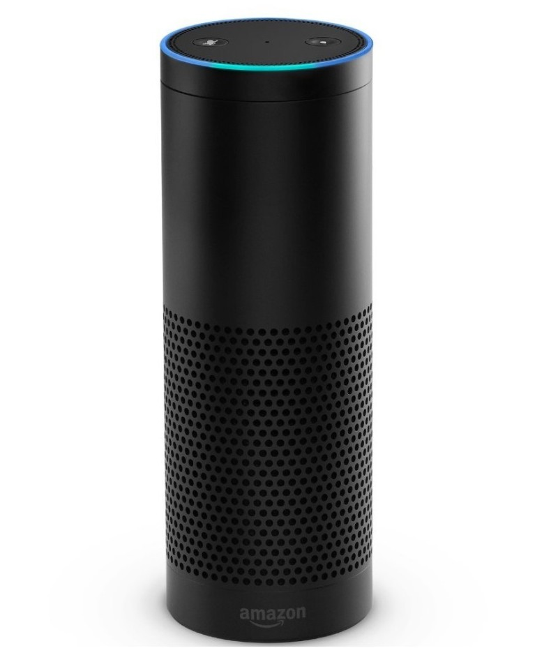 Amazon Echo; tech gift guide