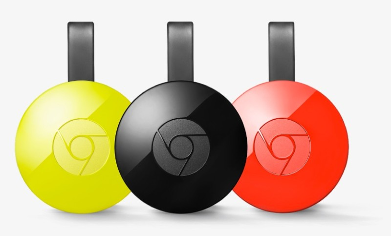 Google Chromecast; tech gift guide