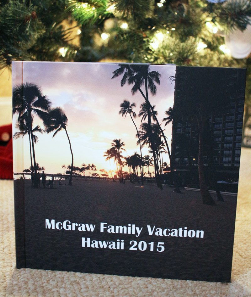 McGraw Family Hawaii Vacation album