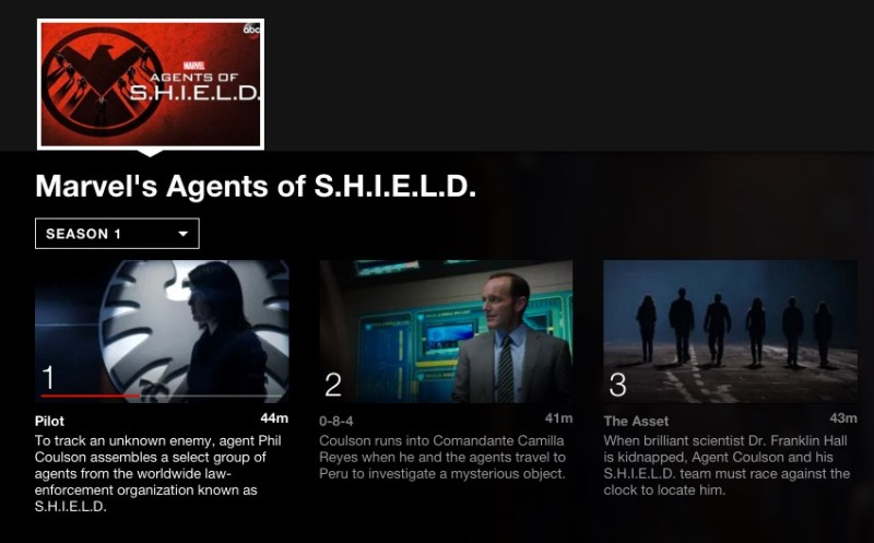 Agents of S.H.I.E.L.D.; 5 binge-worthy shows on Netflix for tween boys. #StreamTeam