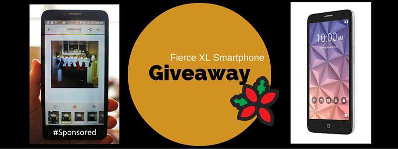 ALCATEL ONETOUCH Fierce XL on metroPCS #Giveaway; Awesome photo features!