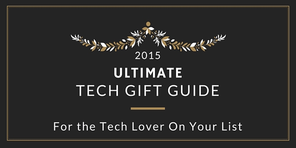 Ultimate Tech Gift Guide for the tech lovers on your shopping list #Gifts #GiftGuide