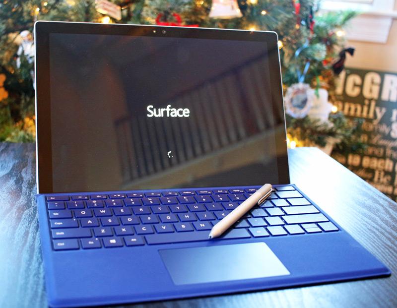 Microsoft Surface Pro 4; tech gift guide