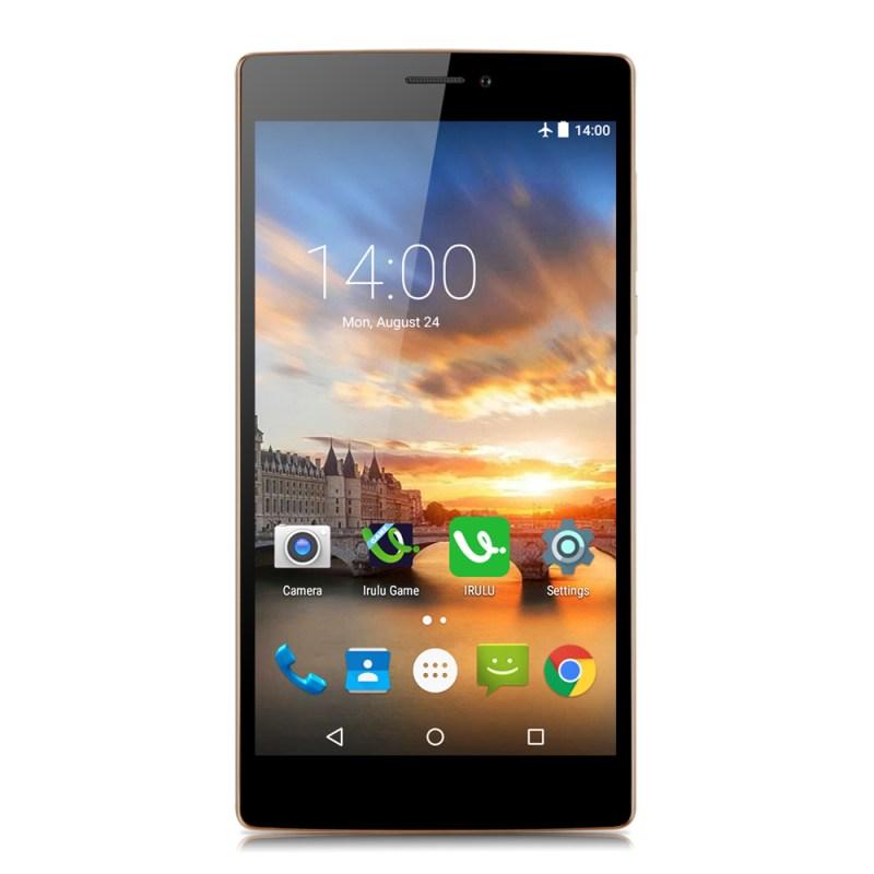 "iRULU Victory 3 unlocked international Android smartphone; 6.4"""