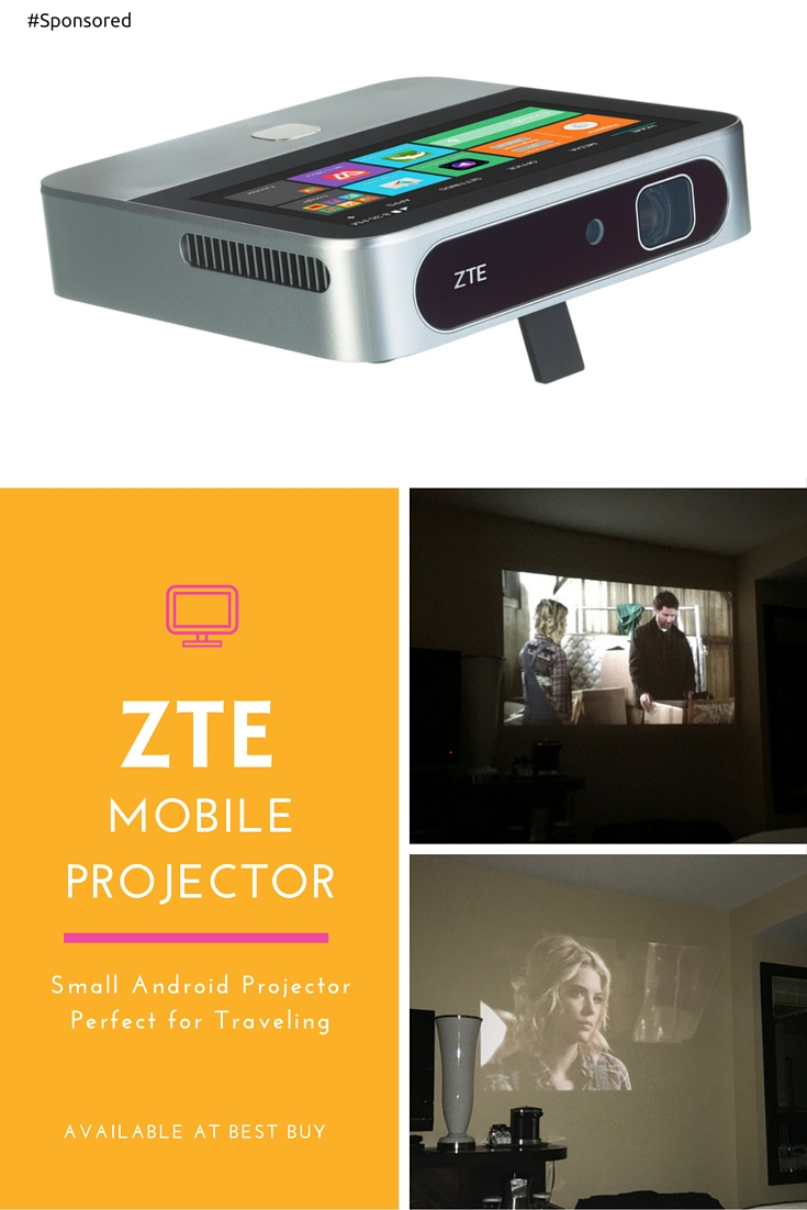 ZTE SPRO2 Wireless Smart DLP mobile projector at Best Buy. Android Projector. Find out how we used the projector in our hotel room while at a dance competition.