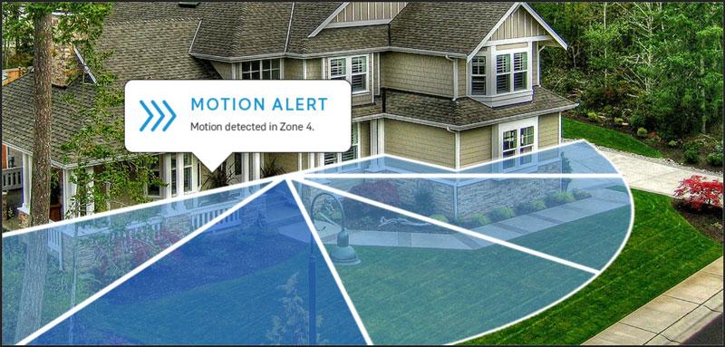 Ring Video Doorbell motion sensors #Alwayshome