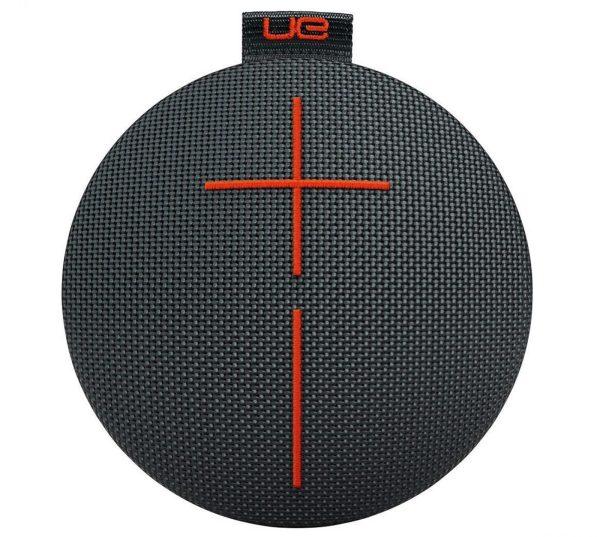 UE Roll 2 waterproof Bluetooth speaker.
