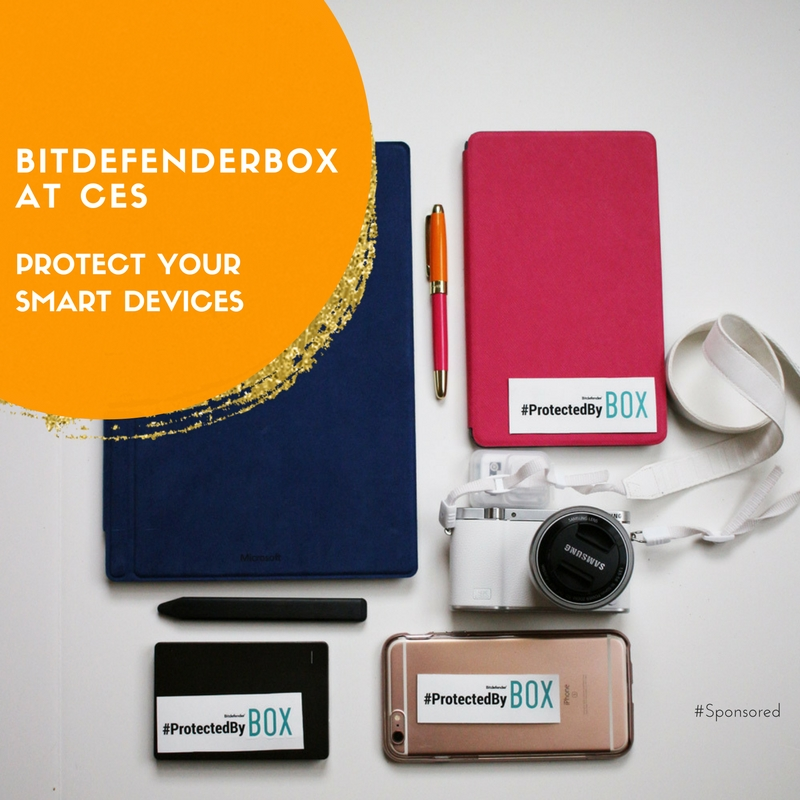 BitdefenderBOX will be at #CES2017 this week. Check them out at the Sands.