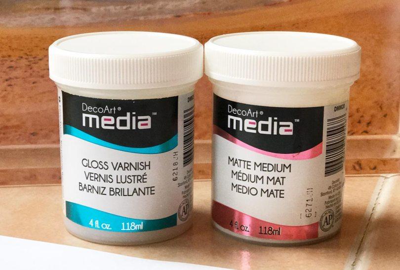 gloss-matte
