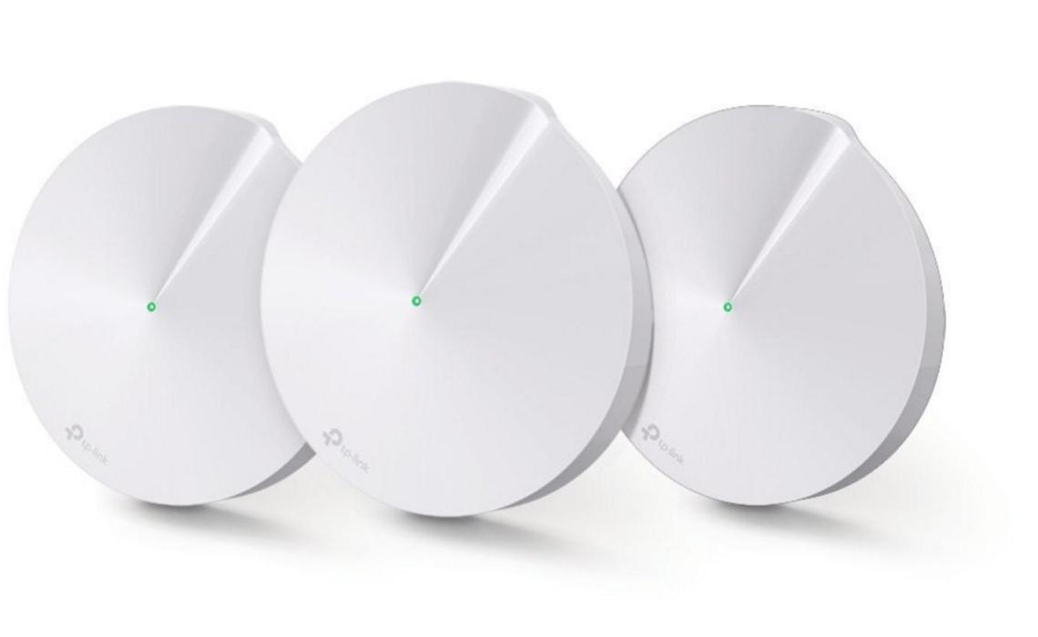 TP-Link Deco M5 whole house WiFi system