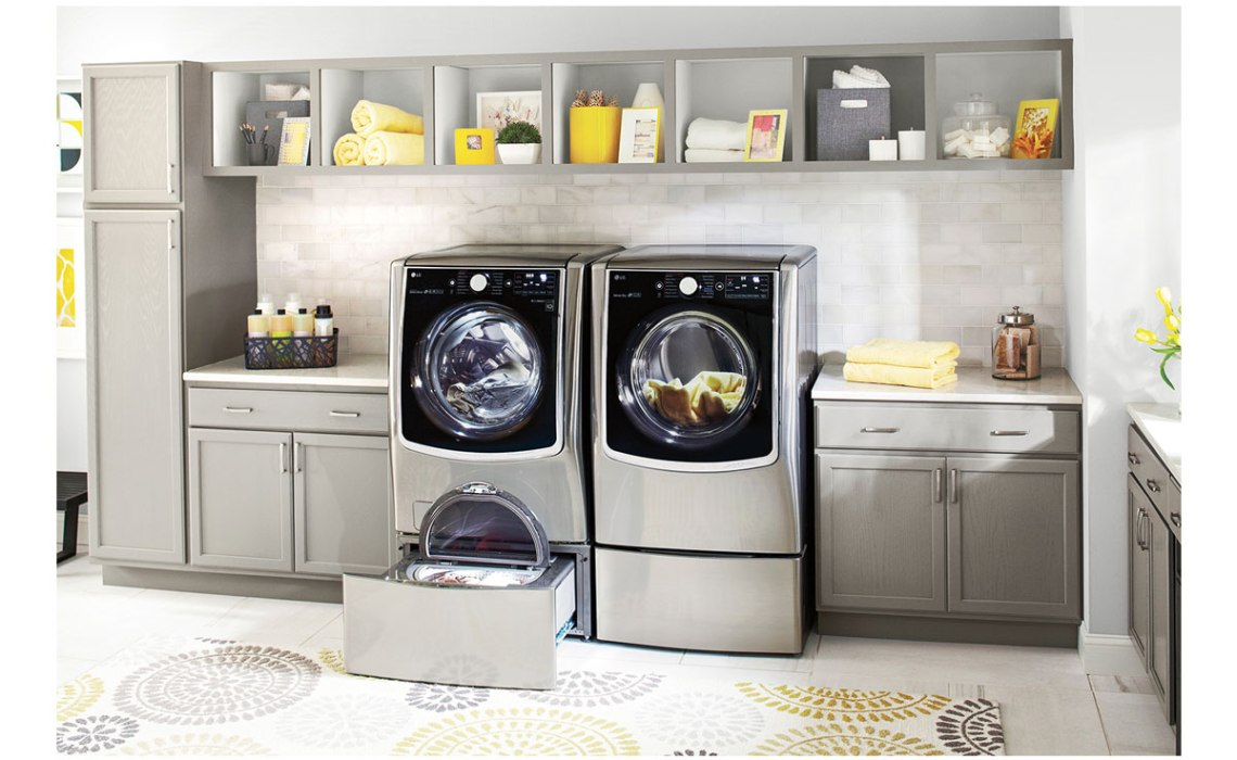 front load laundry @BestBuy @LG