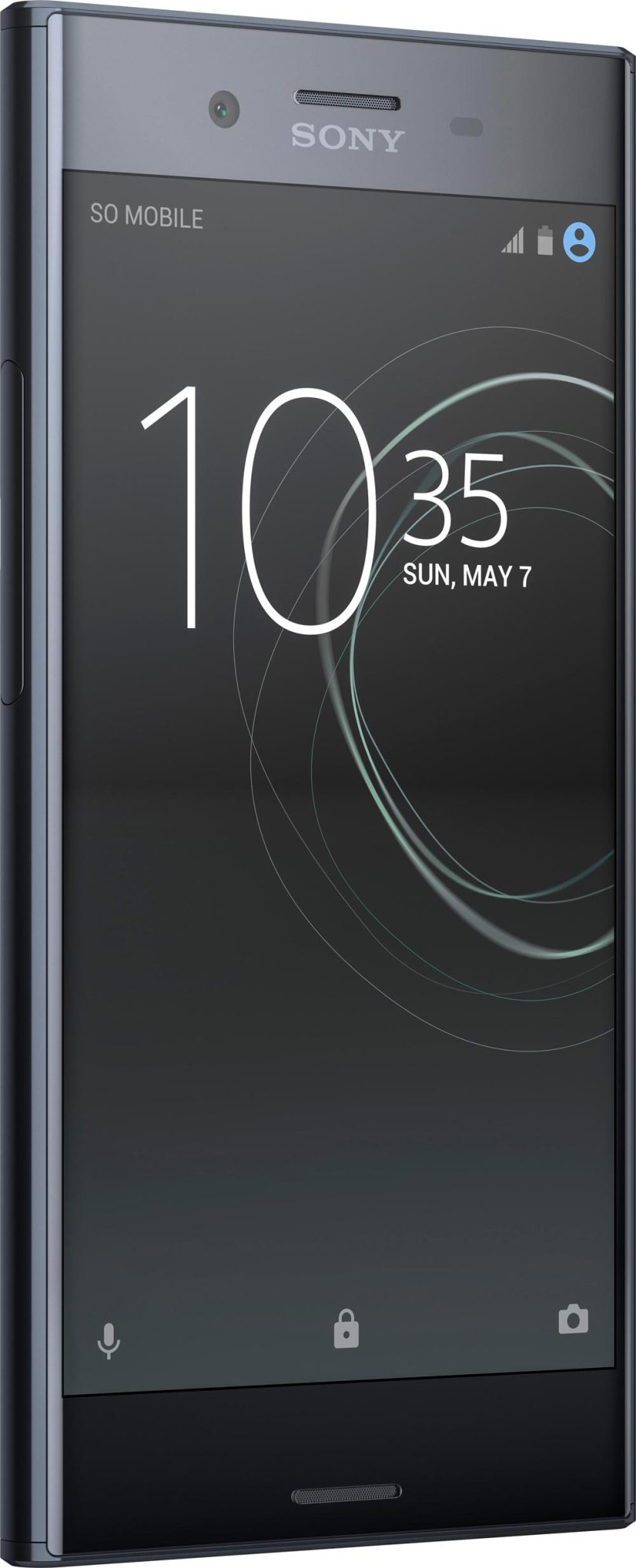 Sony Xperia XZ Premium unlocked smartphone at Best Buy