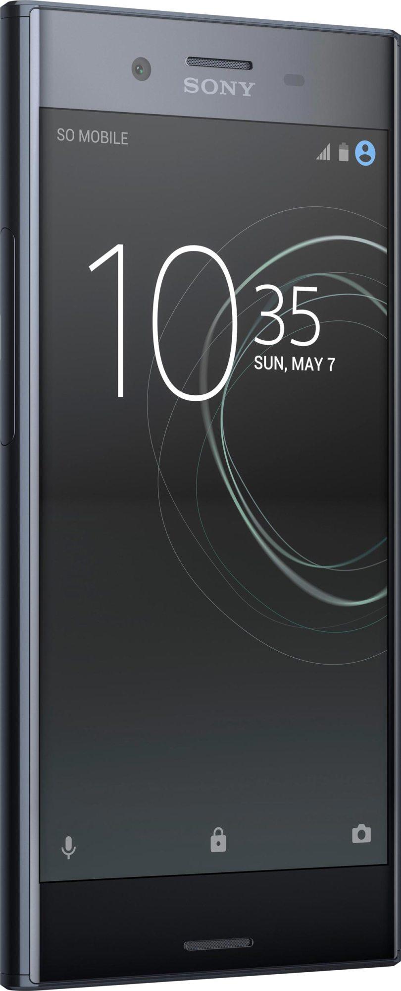 Sony Xperia XZ Premium unlocked smartphone at Best Buy