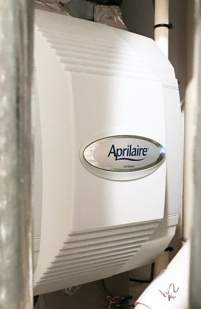 Aprilaire whole home dehumidifier