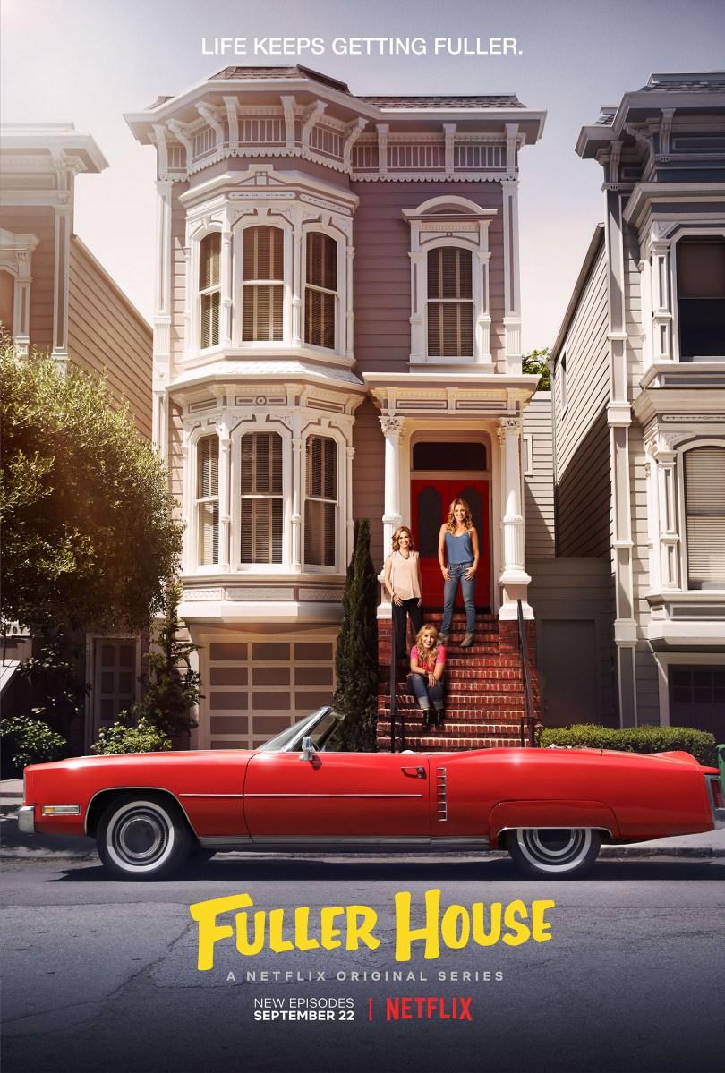Watch Fuller House, season 3 on Netflix on September 22, 2017.