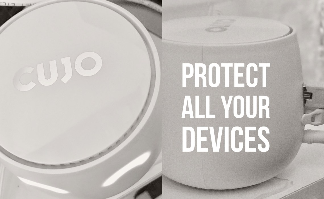 Protect all your devices with CUJO, a smart firewall. You will be protected from outside threats and viruses on all your connected devices in your connected home. Available at Best Buy. #CUJO