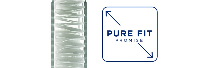 Aprilaire Pure Fit Promise guarantees a filter that was not only made to fit flawlessly into your Aprilaire system, it guarantees purer, healthier air.