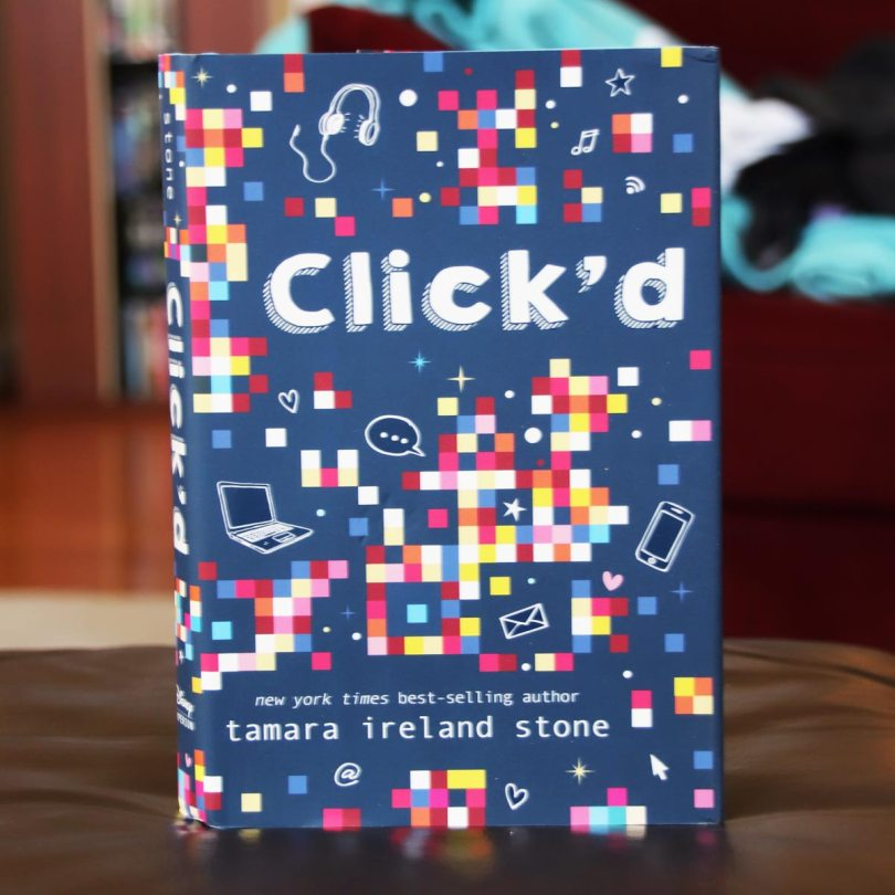 Click'd book for middle schoolers interested in STEM. #clickdbook
