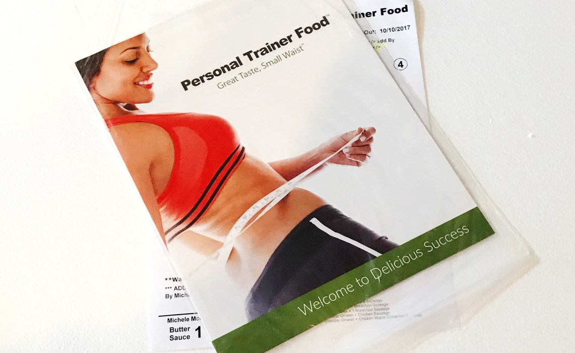 Personal Trainer Food weight loss plan