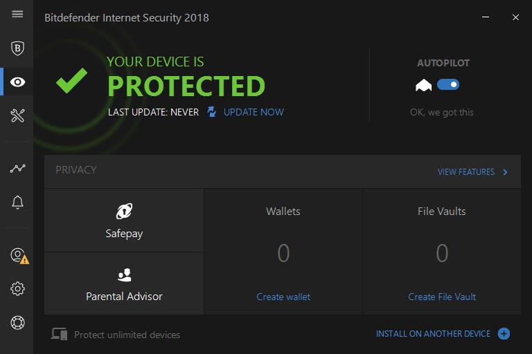 Bitdefender's SafePay