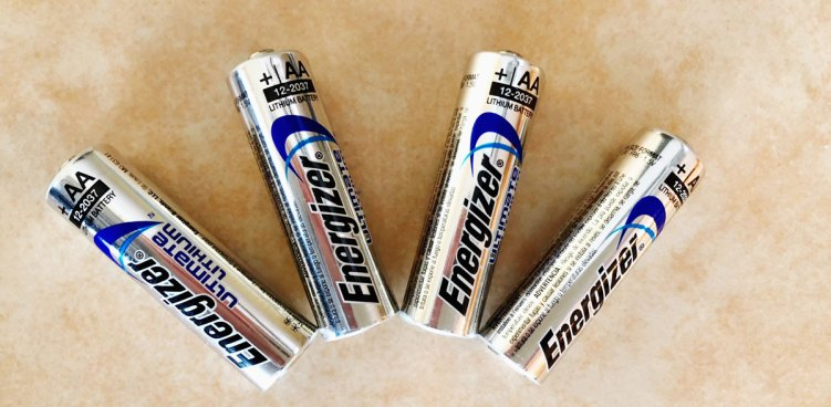 Energizer® Ultimate Lithium™ batteries; gaming batteries #StillGoing
